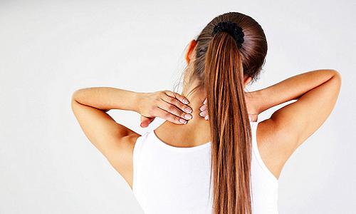 Проблема шейно грудного остеохондроза