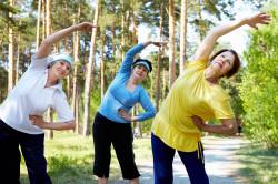 Лечебная физкультура при защемлении нерва в спине