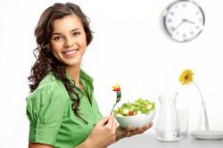 Правильное питание при грыже Шморля