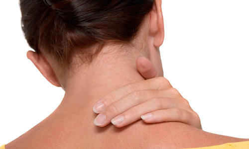 Проблема горба на шее