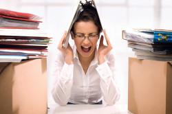 Стресс - причина боли в пояснице