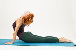 Избавление от горба на шее с помощью упражнений