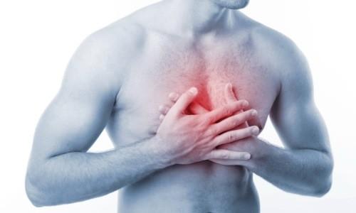 Проблема боли в грудной клетке
