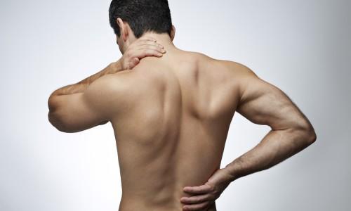 Проблема болей в спине при остеохондрозе