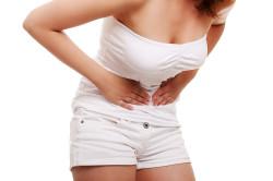 Менструальное кровотечение как причина тянущей боли