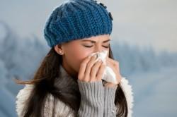 Простуда - причина болей в шее