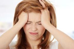 Головные боли как симптом шейного остеохондроза