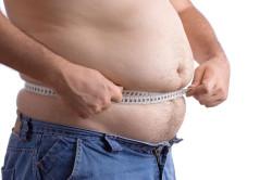 Большой вес - причина развития остеохондроза