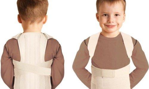 Комплекс упражнений для детей дошкольного возраста при сколиозе