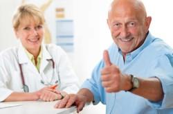 Лечение остеохондроза у врача