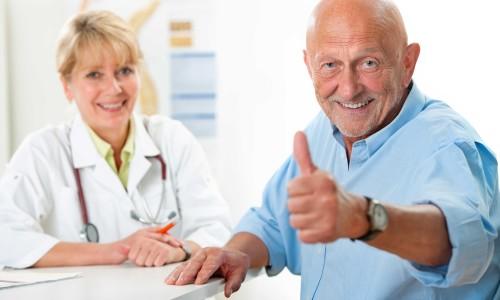 Лечение ригидности затылочных мышц у врача