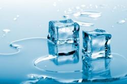 Лед при растяжении спины