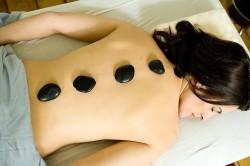 Лечение остеохондроза камнями