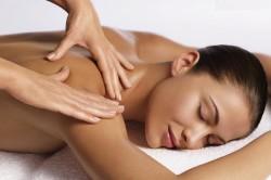 Лечебный массаж при шейном остеохондрозе