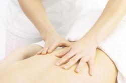 Лечение массажем поясничного лордоза