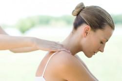 Профессиональный массаж шеи