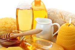 Польза меда при смещении позвоночника
