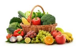 Овощи и фрукты при остеохондрозе