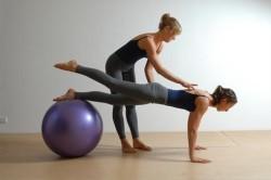 Лечебная гимнастика при сколиозе