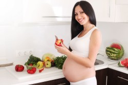 Здоровое питание во время беременности
