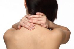 Самомассаж при боли в шее