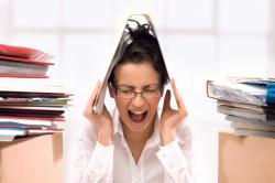 Стресс как причина возникновения остеохондроза