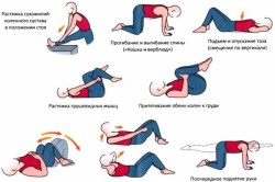 Упражнения при боли я пояснице