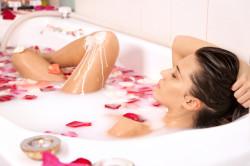 Отказ от горячей ванны при продувании спины