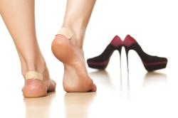 Неудобная обувь - причина прострелов в пояснице