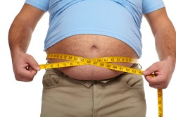 Ожирение - причина прострелов в пояснице