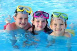 Плавание для профилактики нарушений осанки