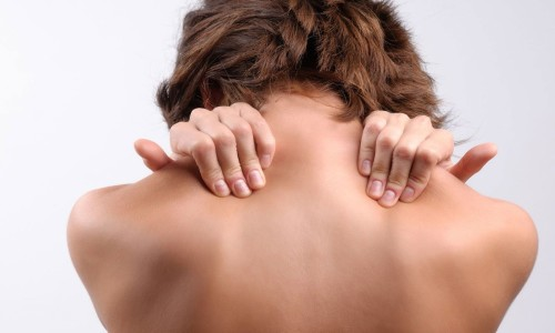 Боль при хондрозе шейного отдела
