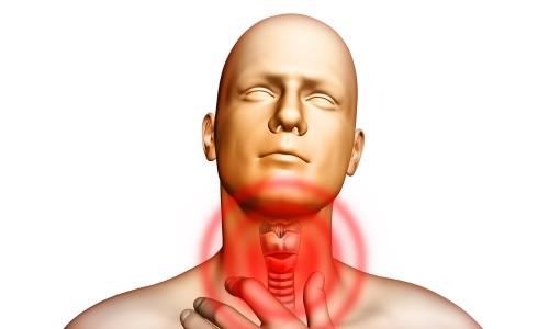Проблема кома в горле при остеохондрозе