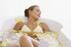 Лечебная ванна при болях в спине