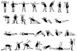 Комплекс упражнений при позвоночной протрузии
