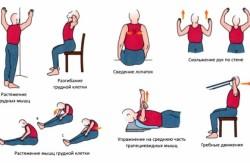 Упражнения при грыже в грудном отделе позвоночника