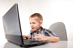 Длительное сидение за компьютером