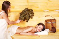 Польза бани при остеохондрозе
