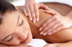 Лечение остеохондроза массажем