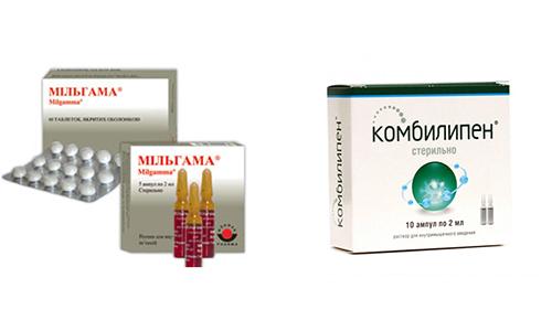 Какой препарат лучше, Мильгамма или Комбилипен